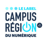 logo label Campus Region du numérique