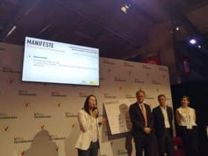 Conférence de presse Manifeste 2019