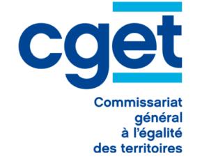 cget logo commissariat général à l'égalité des territoires